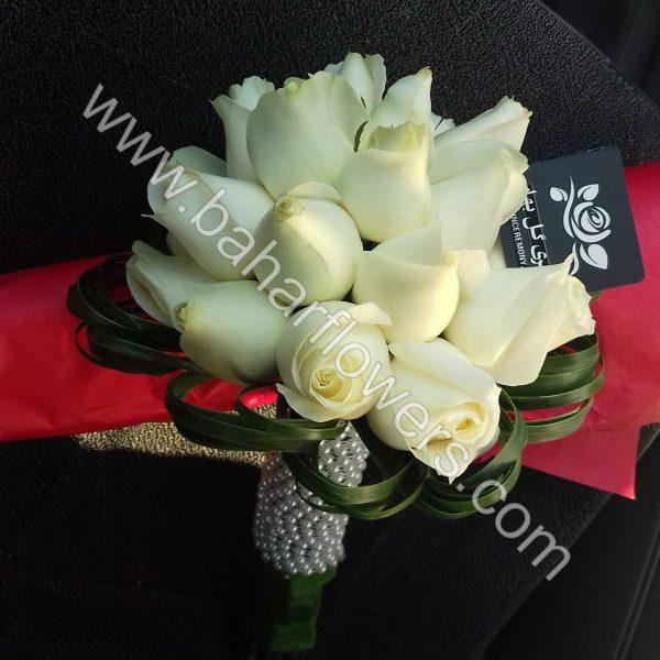 دسته گل عروس 611