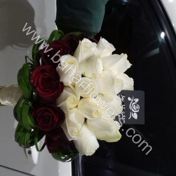دسته گل عروس 612