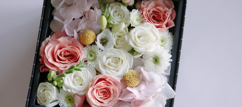 فروش باکس گل
