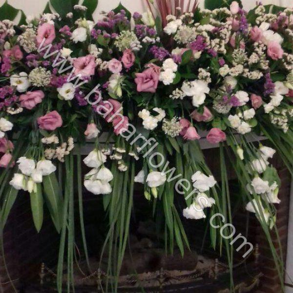 گل آرایی مراسم عروسی 614