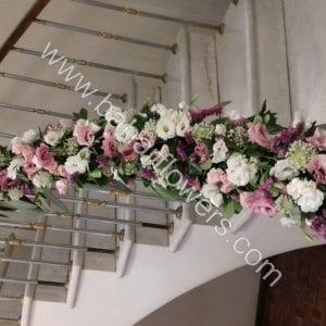 گل آرایی مراسم عروسی 616