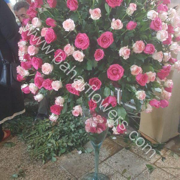 گل مراسم ختم و ترحیم کد 209