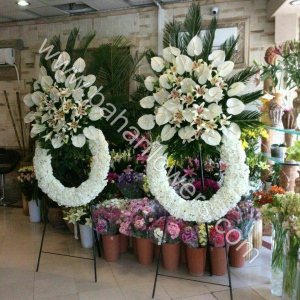 گل مراسم ختم و ترحیم کد 213