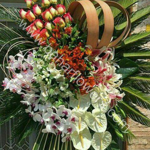 گل مراسم ختم و ترحیم کد 220