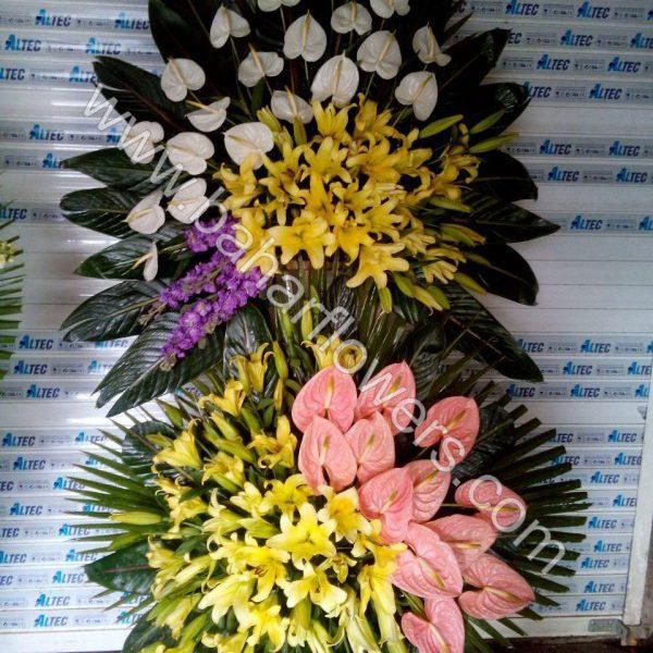 گل مراسم ختم و ترحیم کد 236