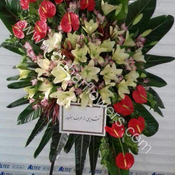 گل مراسم ختم و ترحیم کد 238
