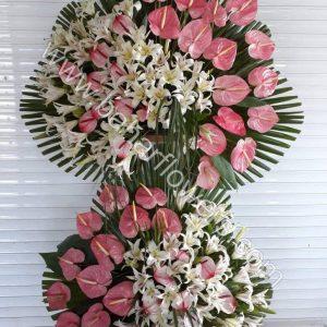 گل مراسم ختم و ترحیم کد 240