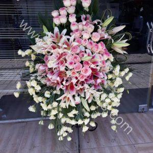 گل مراسم ختم و ترحیم کد 250