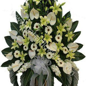 گل مراسم ختم و ترحیم کد 254