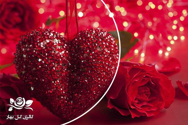 بهار گل-گل رز-نماد عشق