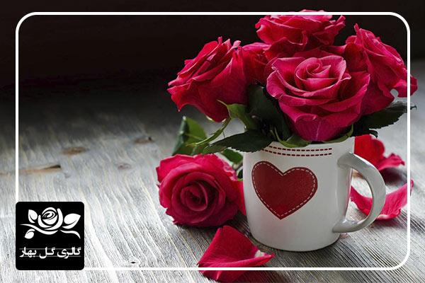 بهار گل-گل رز-گل رز و یک شعر ناب عاشقانه