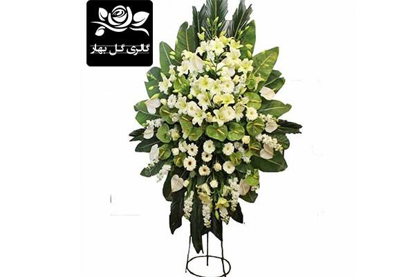 نمونه تاج گل گالری گل بهار