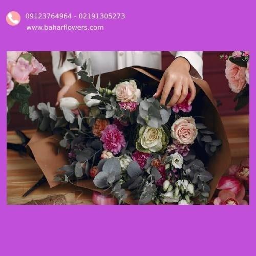 دست گل خواستگاری