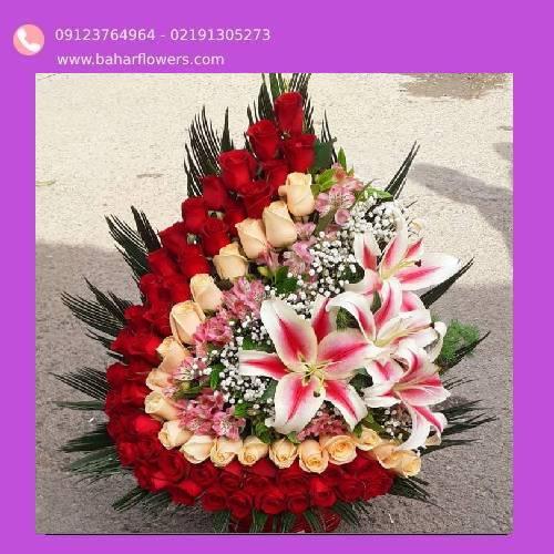 خرید سبد گل خواستگاری